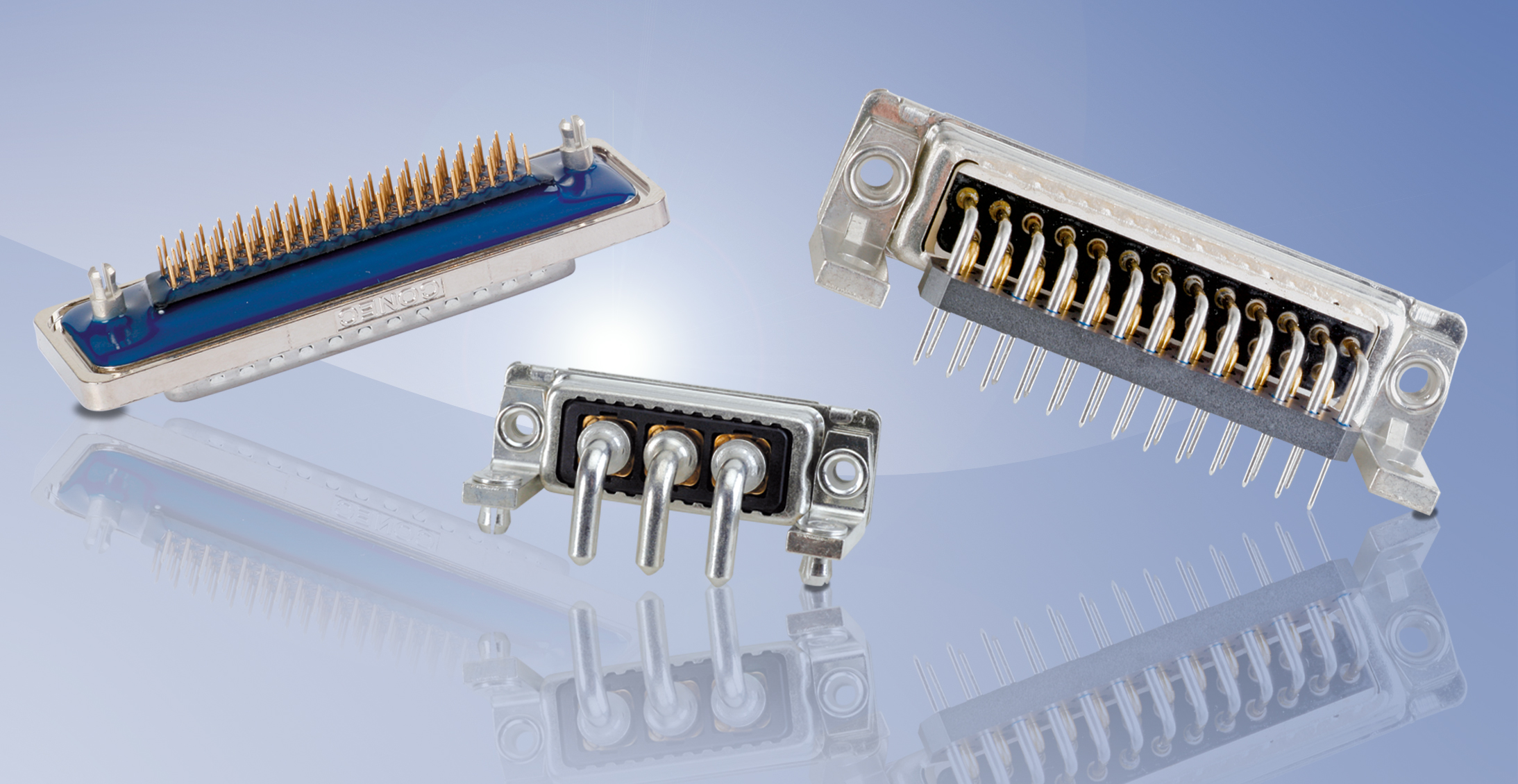Conec The Specialist For D Sub Filter Connectors En Electronic Circuits Pressebild Filtersteckverbinder