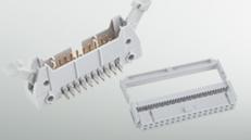 Flachbandkabel Steckverbinder DIN 41651
